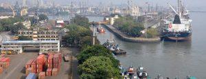Mumbai-port